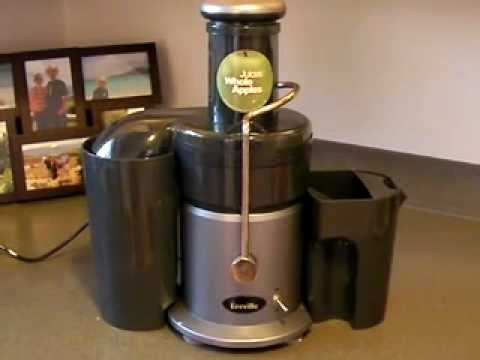 breville juice fountain compact reviews