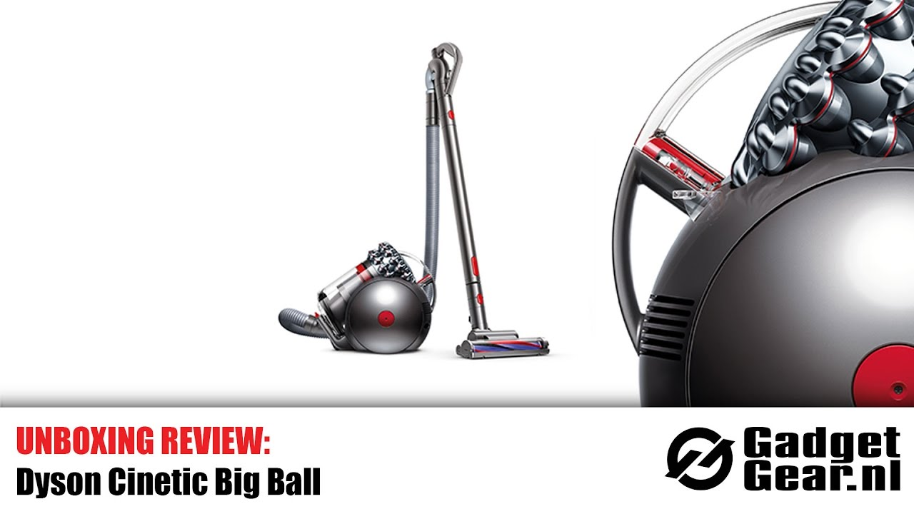 dyson big ball extra review