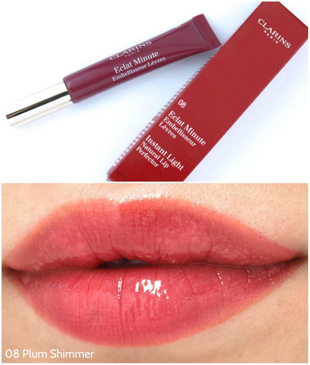 clarins instant light natural lip perfector review