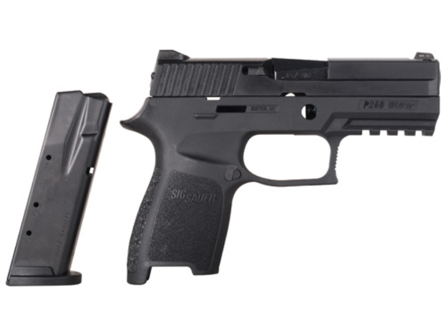 sig p250 45 full size review