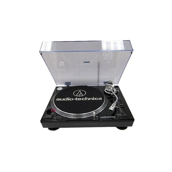audio technica at lp120 usb direct drive professional turntable review