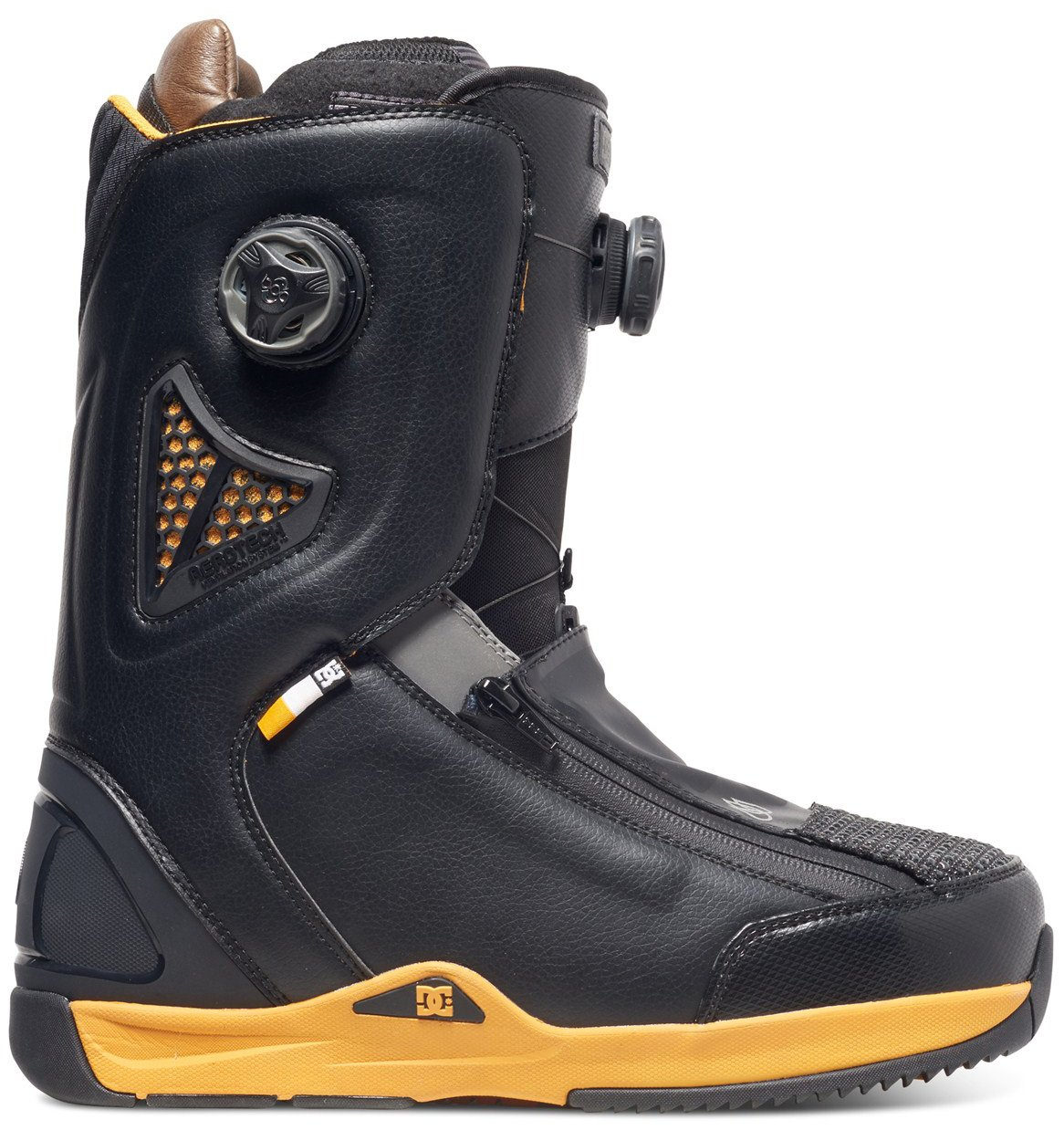 dc control snowboard boots review