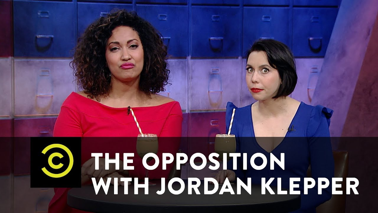 the opposition with jordan klepper review