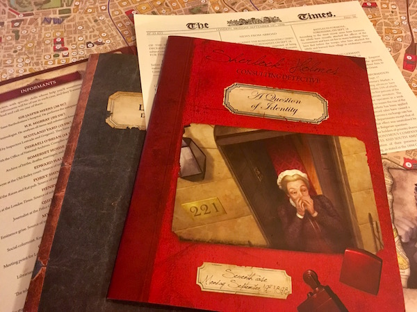 sherlock holmes consulting detective jack the ripper review