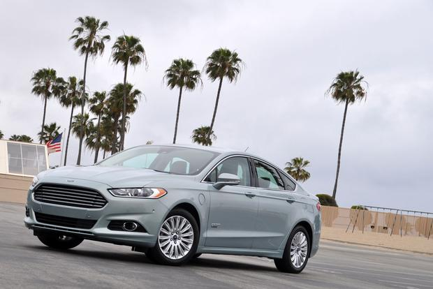 2013 ford fusion energi review
