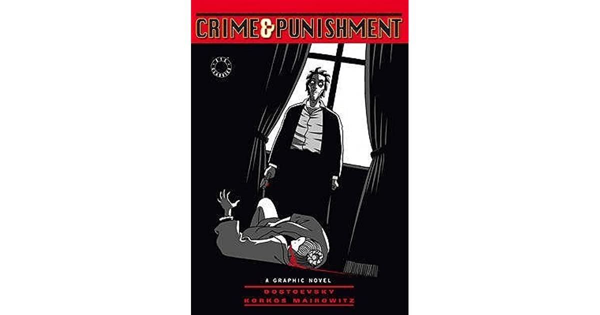 crime and punishment book review
