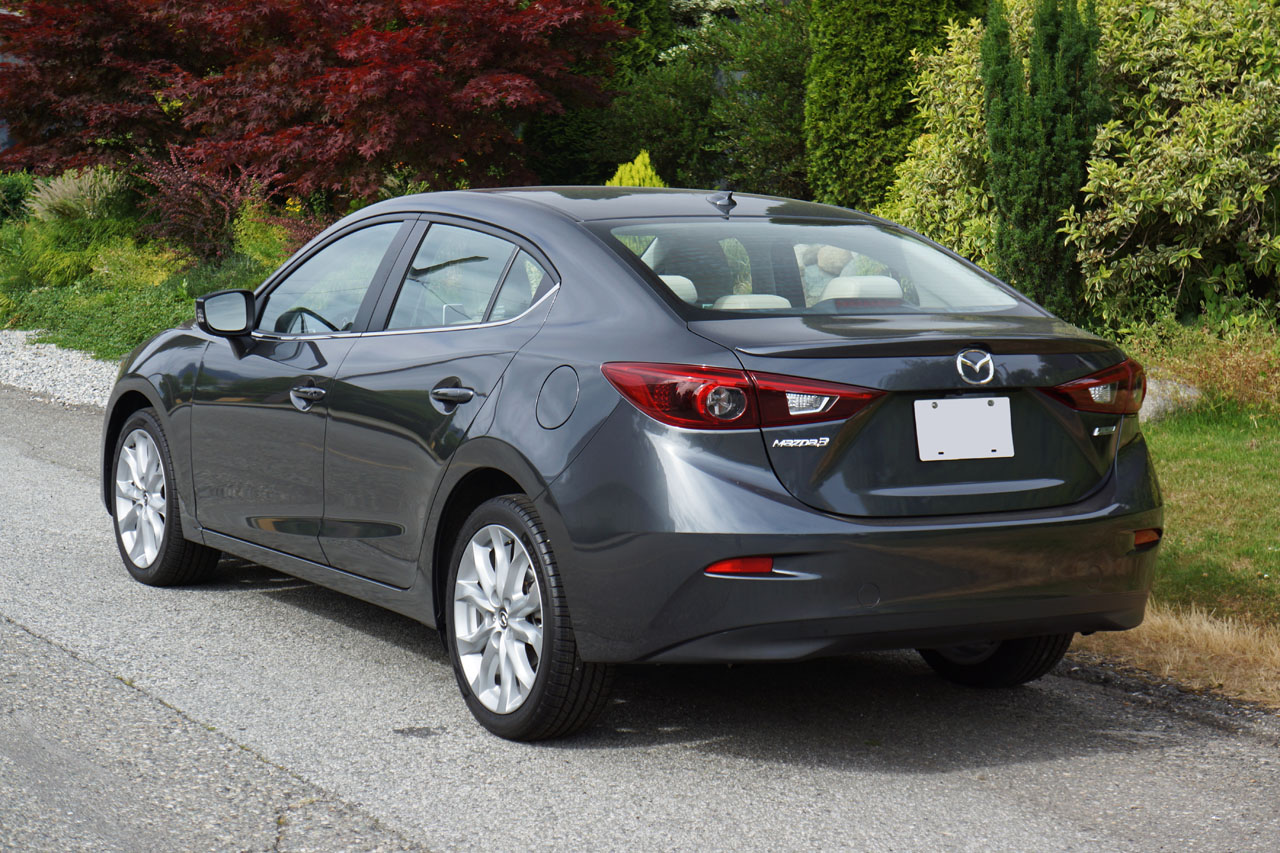 mazda 3 gt review 2014