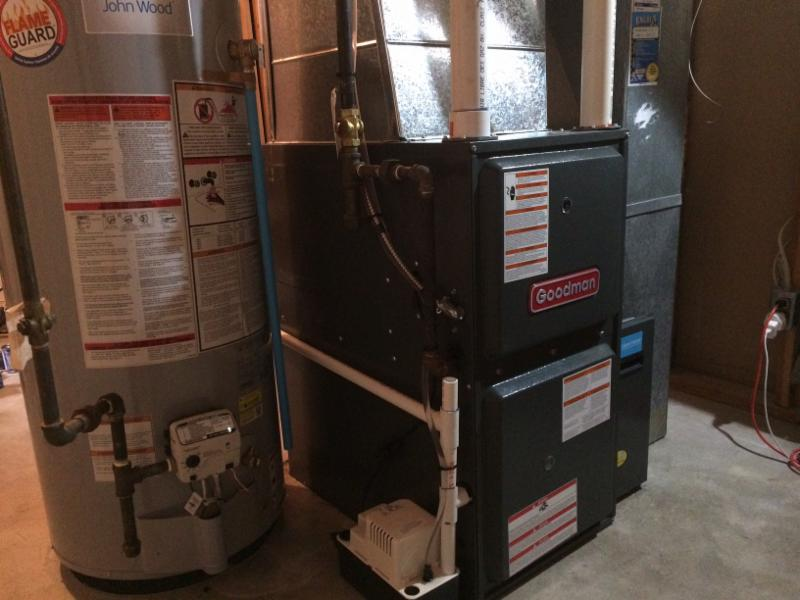 knight plumbing and heating reviews