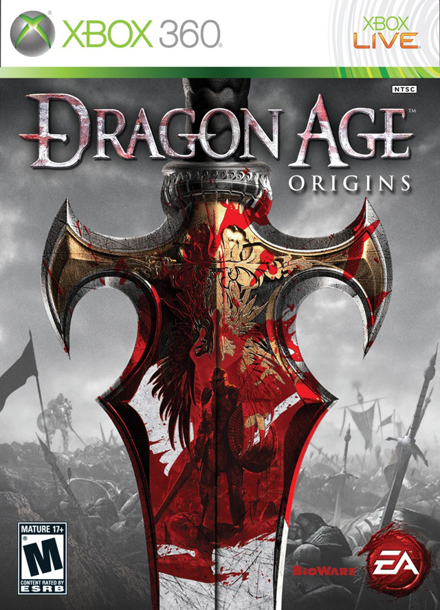 dragon age origins xbox 360 review