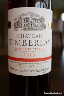 chateau timberlay bordeaux superieur 2012 review