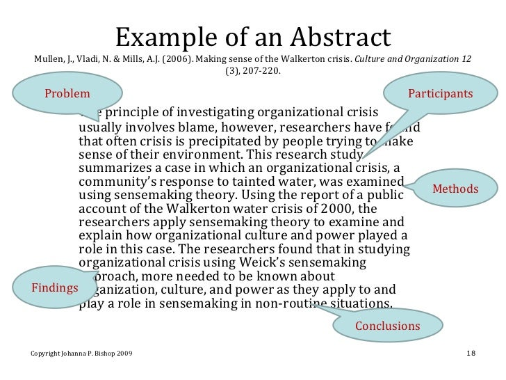 sample of literature review apa 6th edition