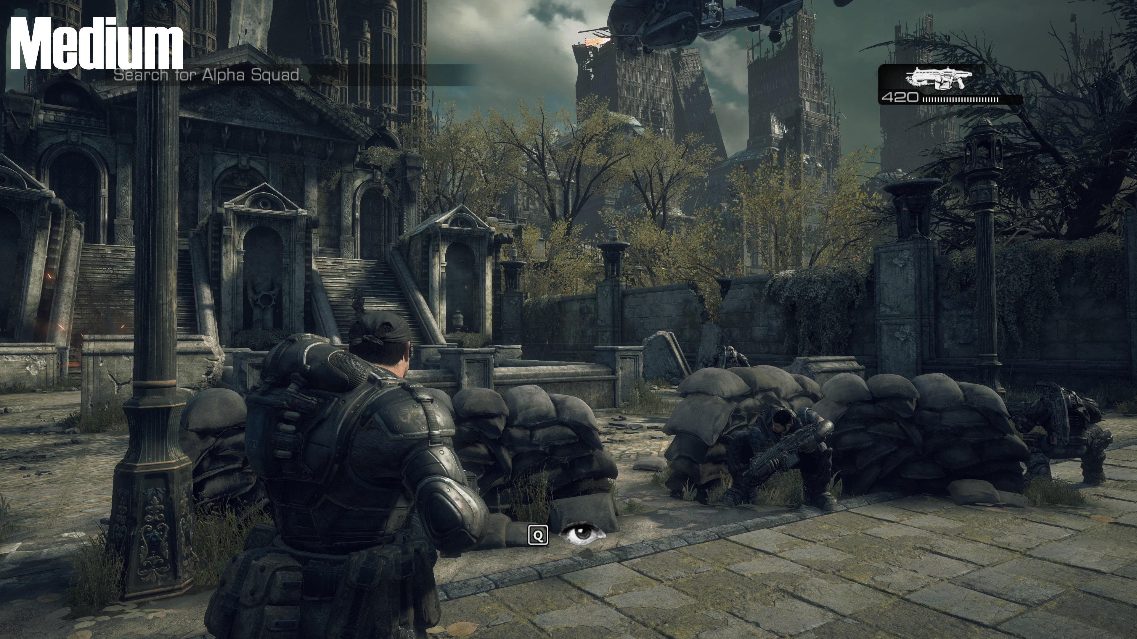 gears of war pc review