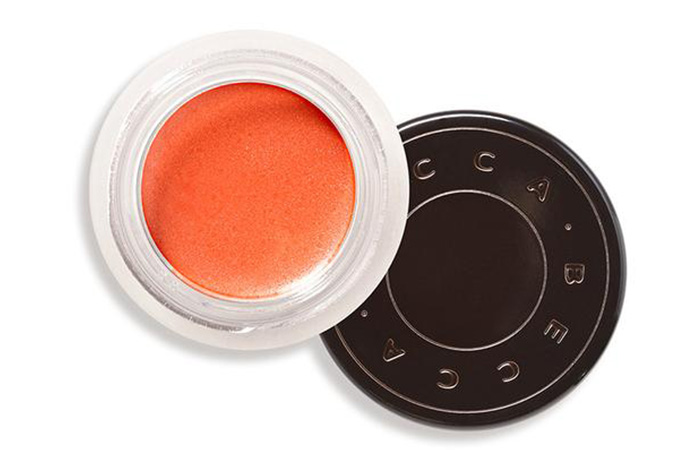 becca backlight targeted colour corrector peach review
