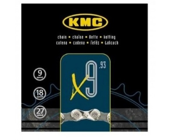 kmc x9 93 9 speed chain review