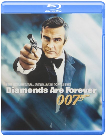 diamonds are forever blu ray review