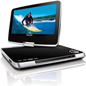 philips 9 portable dvd player reviews