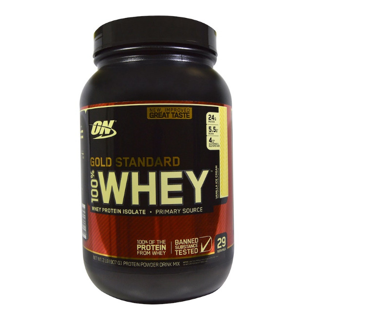 gold standard whey protein supplement reviews