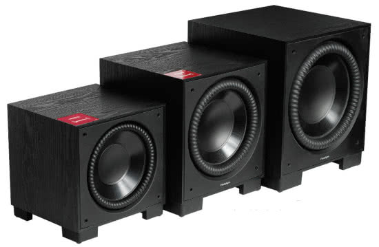 paradigm monitor 10 subwoofer review