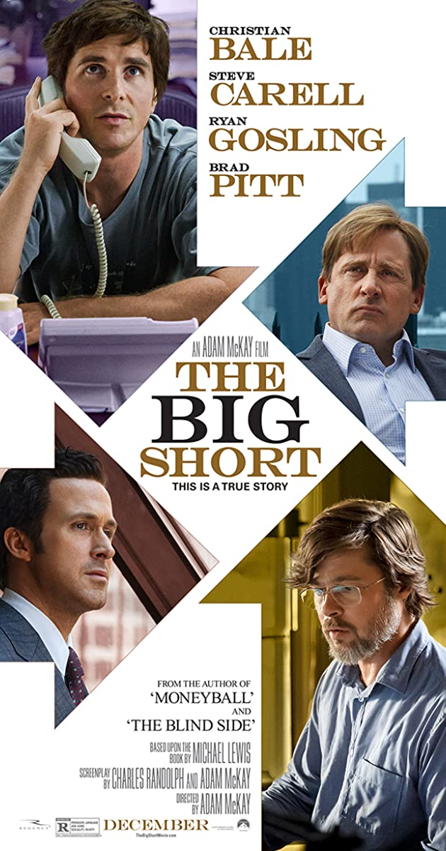 the big short review wall street journal