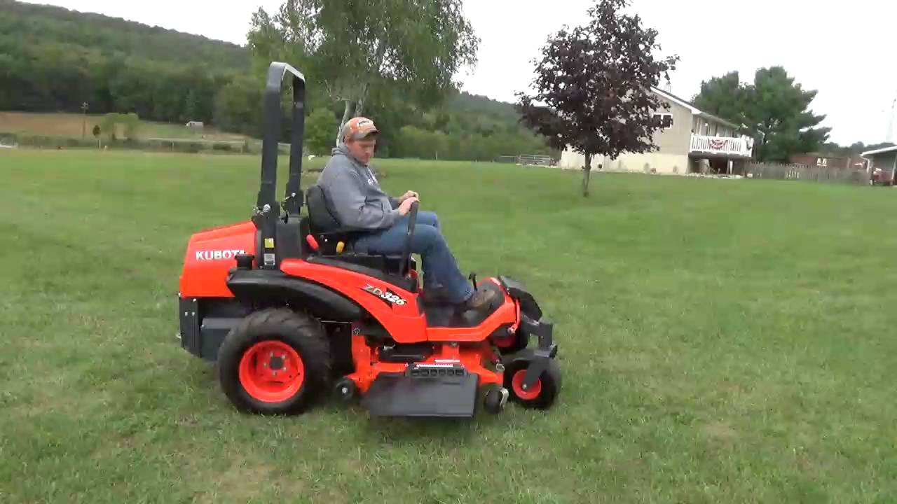 zero turn mower reviews 2016